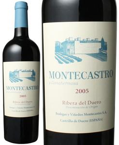 モンテカストロ・イ・ジャナエルモサ 2005 ボデガス・イ・ヴィネドス・モンカストロ 赤  Bodegas Montecastro y Llanahermosa / Bodegas Y Vi?EDOS MONTECASTRO  スピード出荷