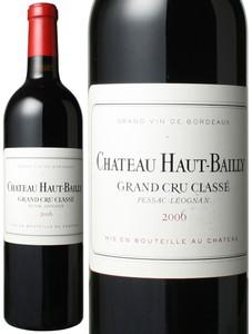 シャトー・オー・バイイ 2006 赤  Chateau Haut Bailly   スピード出荷