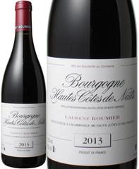ブルゴーニュ オート・コート・ド・ニュイ 2015 ローラン・ルーミエ 赤  Bourgogne Hautes Cotes de Nuits / Laurent Roumier   スピード出荷