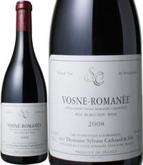ヴォーヌ・ロマネ 2008 シルヴァン・カティアール 赤  Vosne Romanee / Sylvain Cathiard   スピード出荷