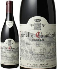 シャペル・シャンベルタン 2014 クロード・デュガ 赤  Chapelle Chambertin 2014 / Claude Dugat  スピード出荷