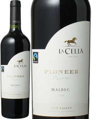 【50%OFFセール!】ラセリア パイオニア・レゼルバ マルベック 2012 フィンカ・ラ・セリア ※ヴィンテージが異なる場合がございます 赤  La Celia Pioneer Reserva Malbec / Finca La Celia  スピード出荷