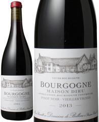ブルゴーニュ ピノ・ノワール メゾン・デュー ヴィエイユ・ヴィーニュ 2013 ドメーヌ・ド・ベレーヌ 赤  Bourgogne Rouge Maison Dieu Vieilles Vignes / Domaine de Bellene   スピード出荷