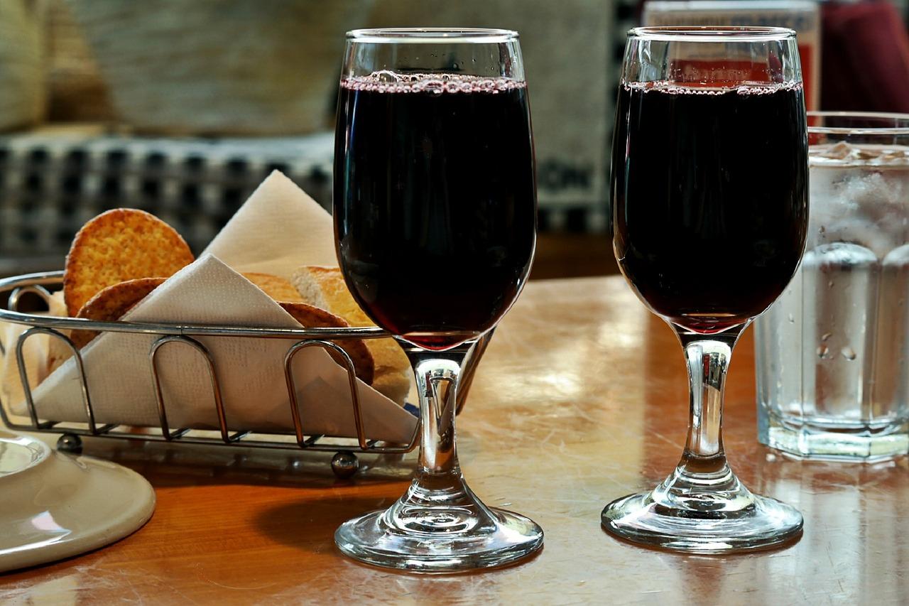 効能 赤ワイン