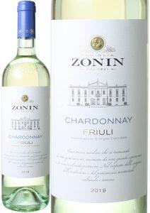 クラシチ シャルドネ フリウリ ゾーニン 白 Classici Chardonnay Friuli / Zonin