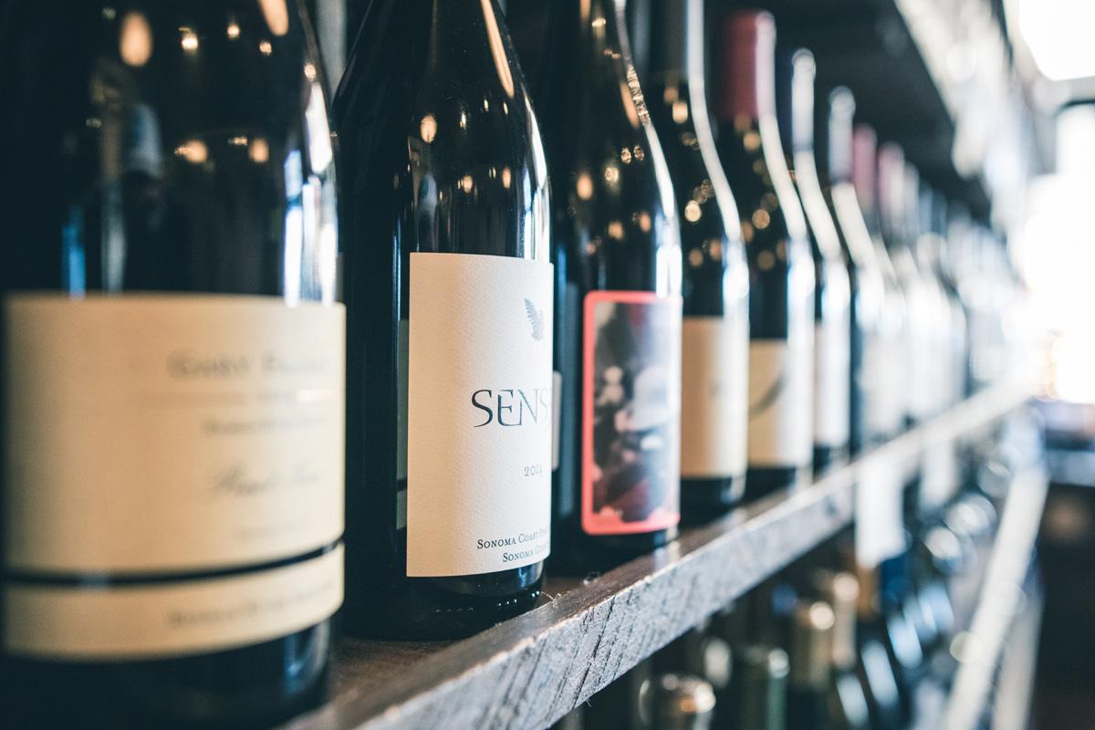 アメリカワイン好きには、カリフォルニア産のプレゼントがベスト