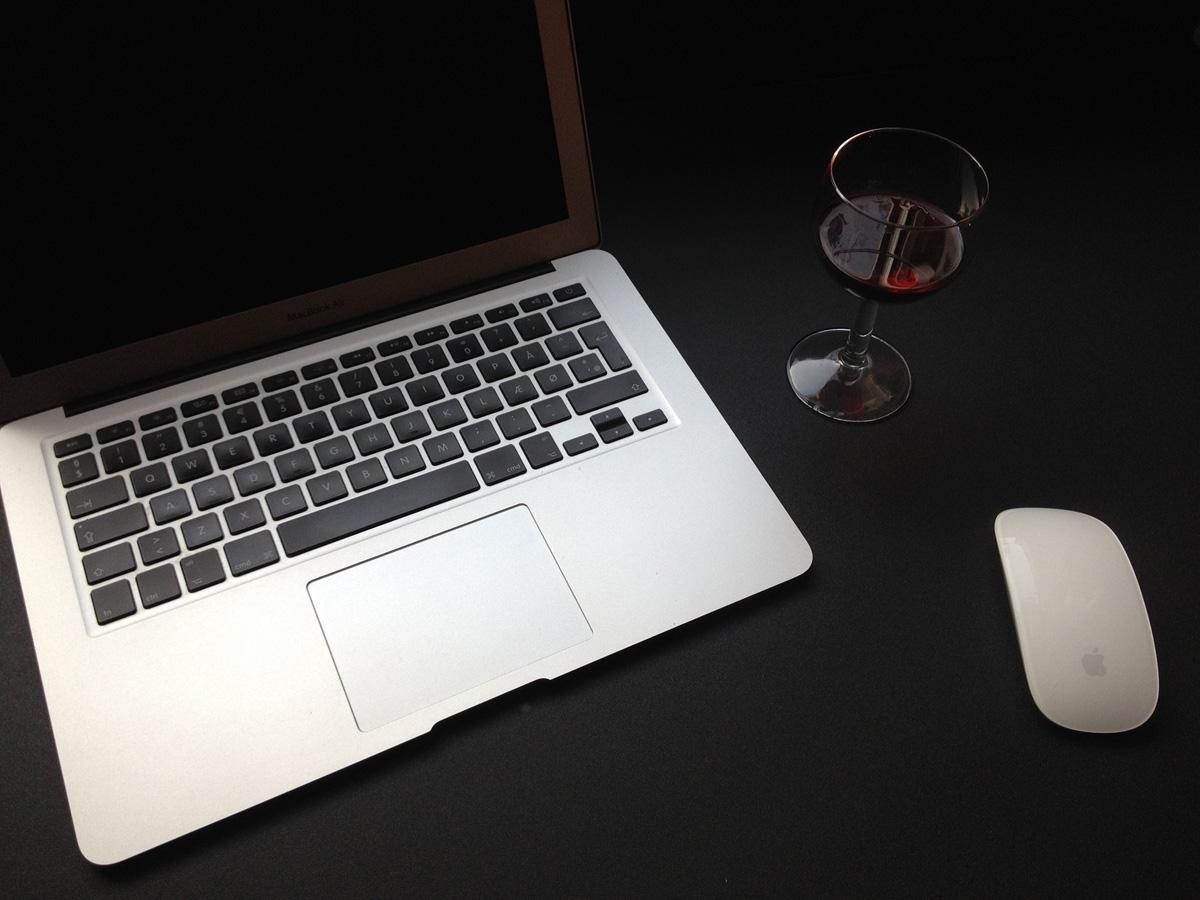 ワインの説明文を書く