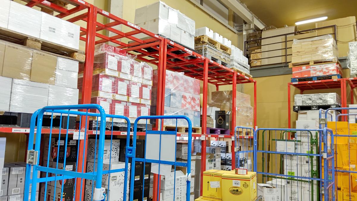 ワインショップドラジェの求人・出荷作業スタッフの仕事内容