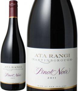 アタ・ランギ ピノ・ノワール 赤  Ata Rangi Pinot Noir Martinborough