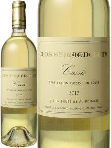 カシー ブラン クロ・サント・マグドレーヌ 白 <br>Cassis Blanc / Clos Sainte Magdeleine