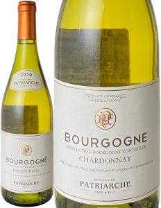 ブルゴーニュ シャルドネ パトリアッシュ・ペール・エ・フィス 白<br>Bourgogne Aoc Chardonnay / Patriarche