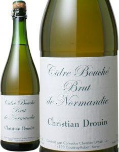 シードル ブリュット クール・ド・リヨン 白 <br>Cidre Bouche Brut de Normandie NV / Christian Drouhin