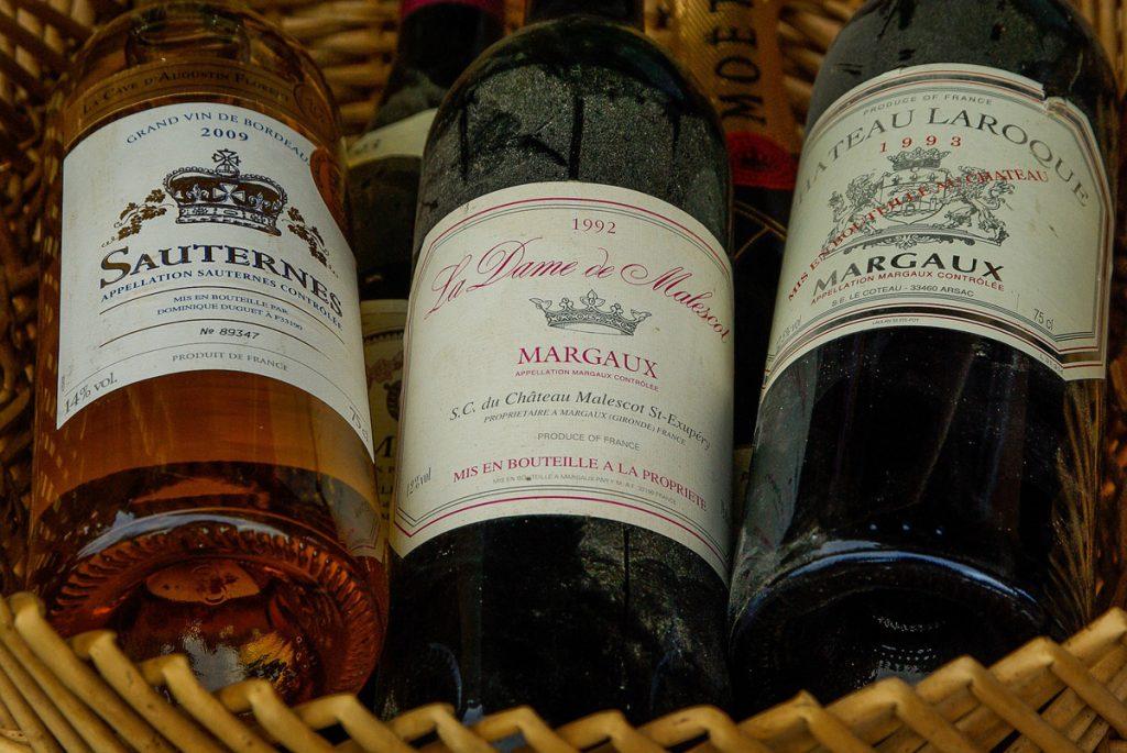 フランスワインの王様!ボルドーワインのおすすめ4本